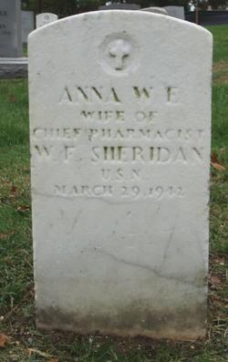 Anna W. Sheridan