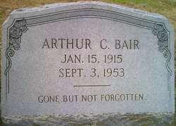 Arthur C Bair
