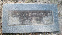 Stella <I>Crow</I> Badon