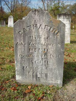 Catharine <I>Bowser</I> Berkheimer