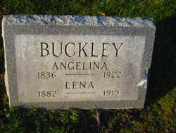 Angelina Buckley