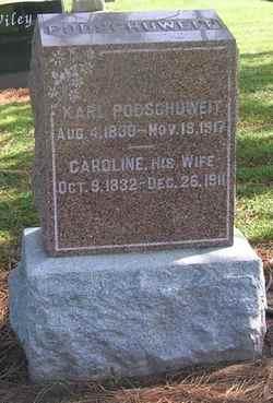 Caroline <I>Schneider</I> Podschweit