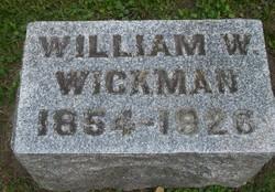 William Wallace Wickman