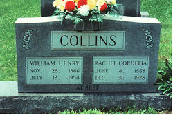 Rachel Cordelia <I>Keck</I> Collins