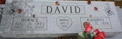 Horace Llewellyn David