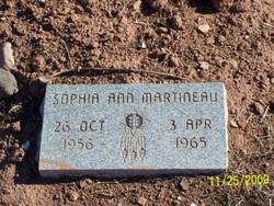 Sophia Ann Martineau