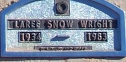 Laree Snow Wright