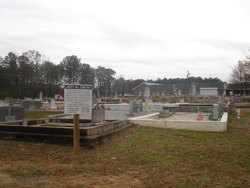 Liberty Hill Baptist Church Cemetery