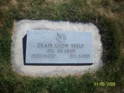 Clair Leon Seely