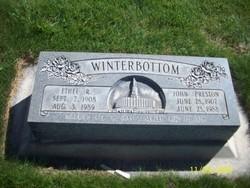 John Preston Winterbottom