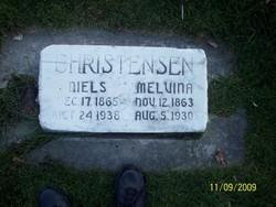 Melvina <I>Johansen</I> Christensen