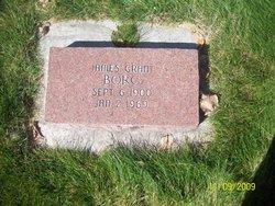 James Grant Borg