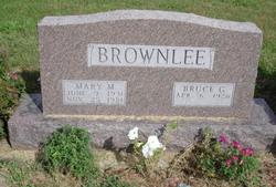 Mary Margaret <I>Warner</I> Brownlee