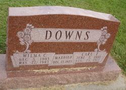 Wilma Clarine <I>Kinnaird</I> Downs