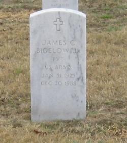 James C Bigelow, Jr