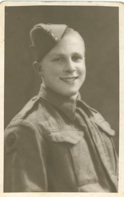 Lance Corporal Jack J Betley