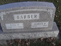 Harley R Barber
