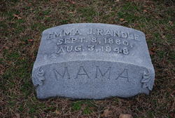 Emma J. <I>Cole</I> Randle