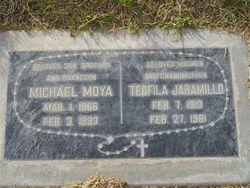 Orlando Michael Moya