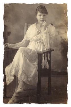 Isabella Selma <I>Schneider</I> Lane