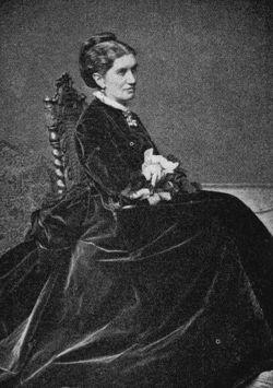 Johanna <I>von Puttkamer</I> von Bismarck