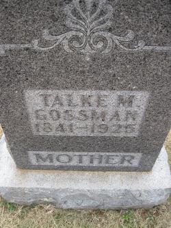 Talke M Gossman