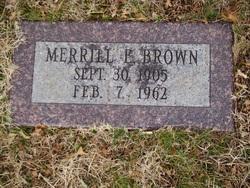 Merrill Emmons Brown