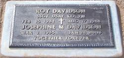Roy Davidson