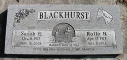Rollo B. Blackhurst