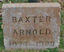 Baxter Arnold