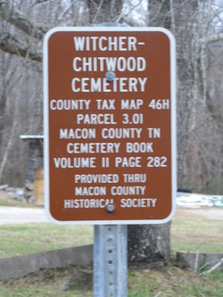 Witcher - Chitwood Cemetery