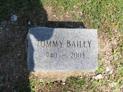 Tommy Bailey