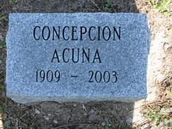 Concepcion Acuna