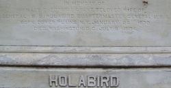 Mary T <I>Grant</I> Holabird
