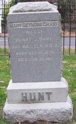 Mary Bethune <I>Craig</I> Hunt