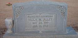 Viola May <I>Stewart</I> Alley