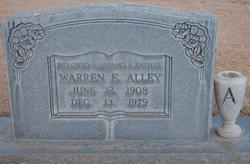Warren E. Alley