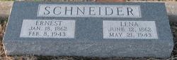 Lena <I>Achenbach</I> Schneider