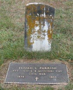 Elijah L. Parrish