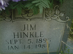"James ""Jim"" Hinkle"