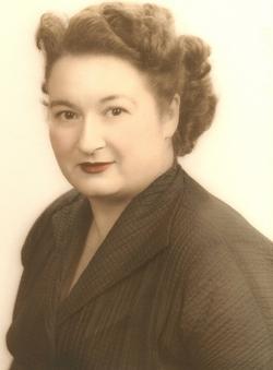 Gloria-Rosita <I>Bryant</I> Elston