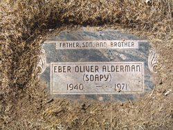 """Eber Oliver """"Soapy"""" Alderman"""