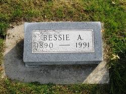 Bessie Alfreda <I>Berglund</I> Anderson