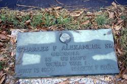 Charles Franklin Alexander, Sr