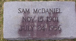 Sam McDaniel