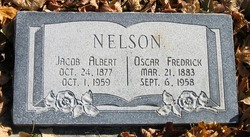 Jacob Albert Nelson