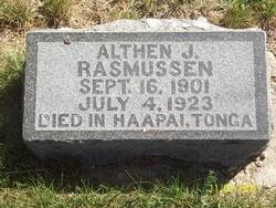 Althen J Rasmussen