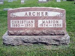 Marion Richmond Archer