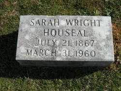 Sarah <I>Wright</I> Houseal