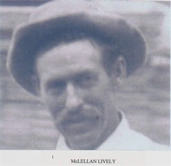 McClellan Lively